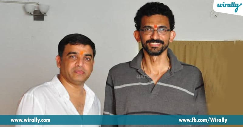 5 Dil Raju and Shekhar
