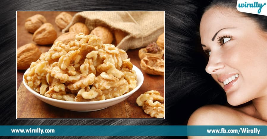 5 Foods that reduce hair fall and improve growth