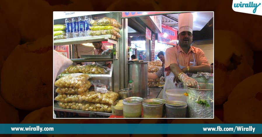 5 Pani Puri places in Hyderabad