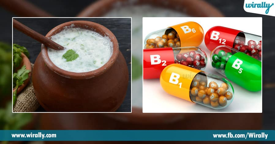 5.Amazing benefits of buttermilk