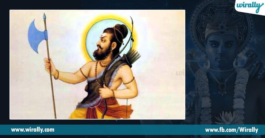 6 Lord Vishnu Avtars