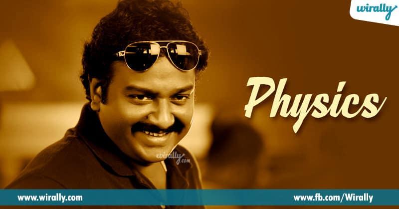6. VV Vinayak - Physics