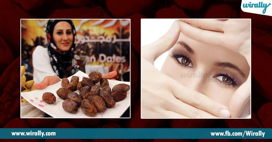 6.Health Benefits of eating dates