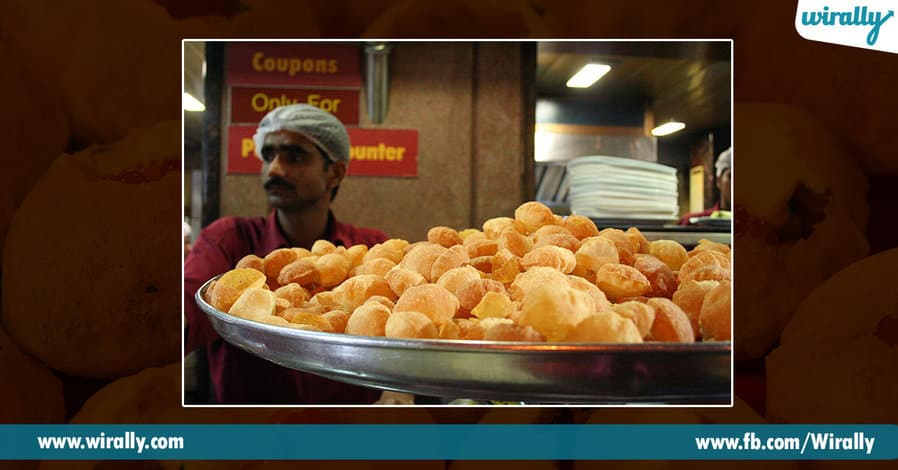 7 Pani Puri places in Hyderabad