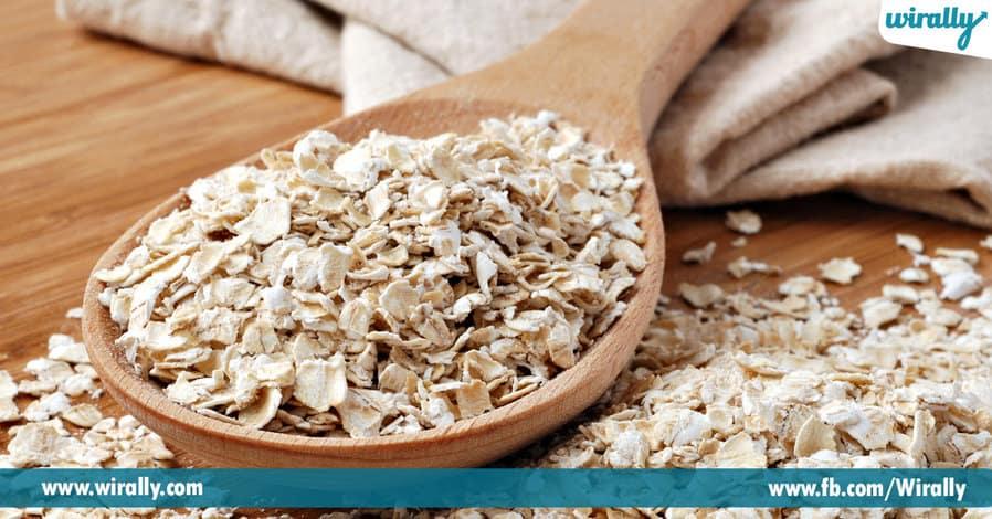 7 fiber rich foods