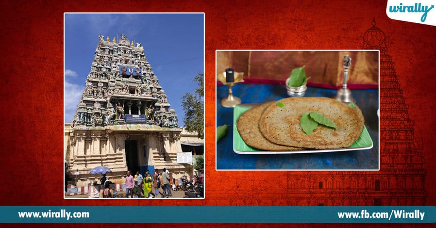 7 prasadams offered in Indian temples