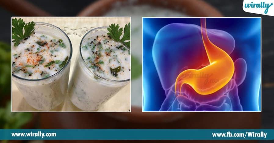 7.Amazing benefits of buttermilk