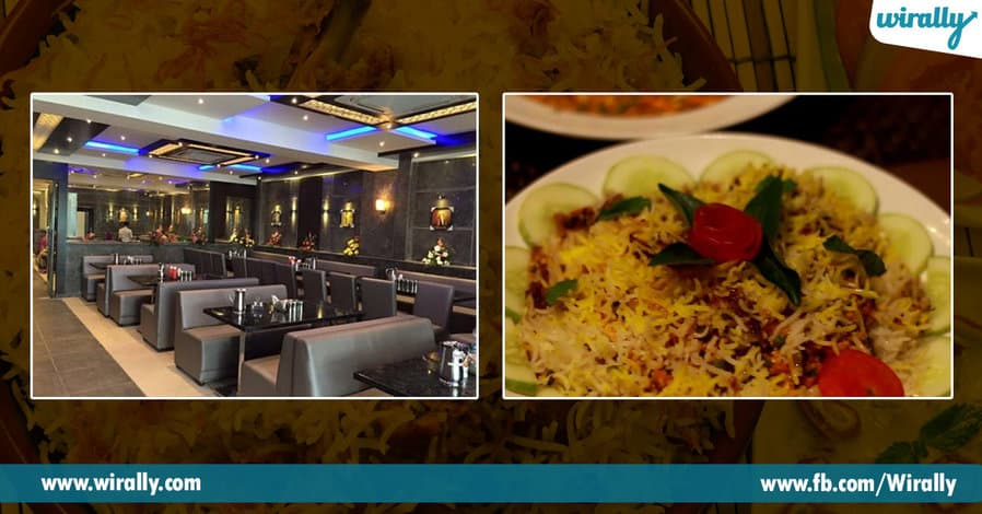 8 Food Places in Hyderabad