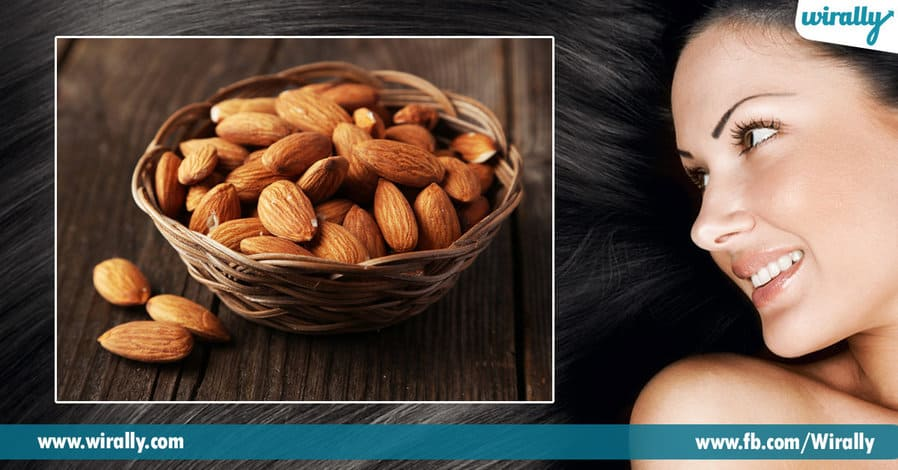 8 Foods that reduce hair fall and improve growth