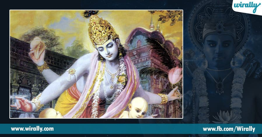 8 Lord Vishnu Avtars