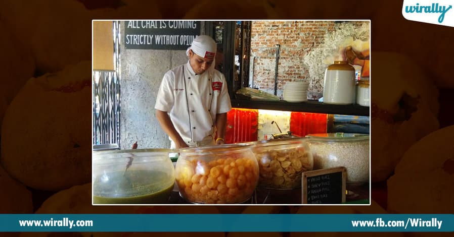 8 Pani Puri places in Hyderabad