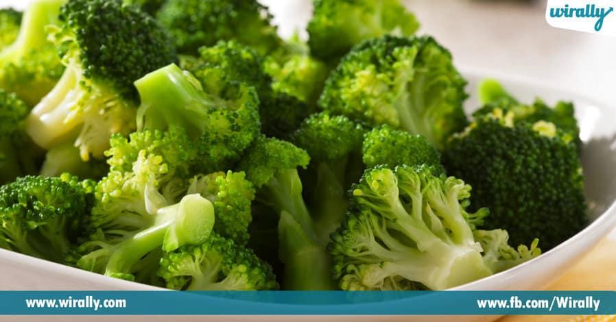 8 fiber rich foods