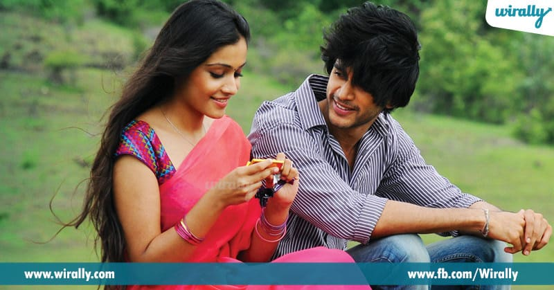 8. Really lovely romantic conversations
