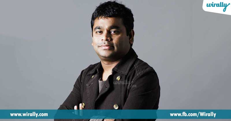8.A.R.Rahman