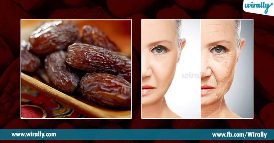 8.Health Benefits of eating dates