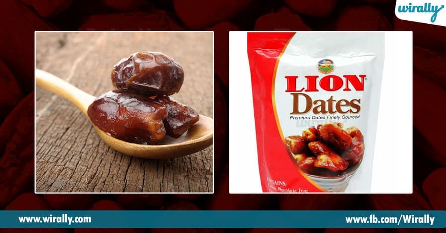 9.Health Benefits of eating dates