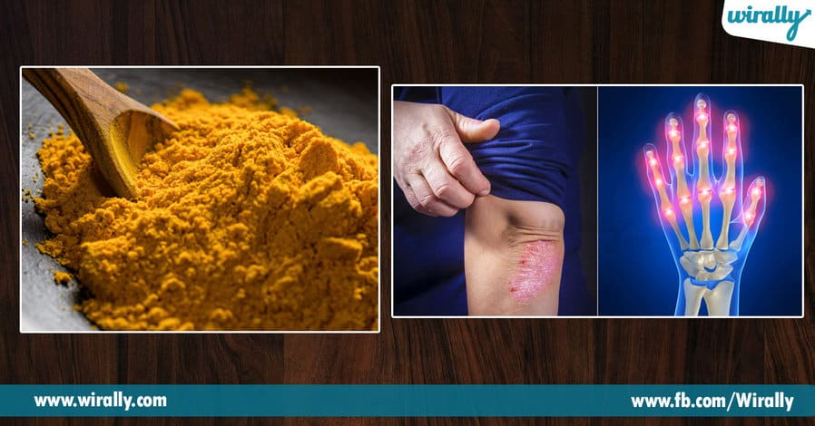 9.turmeric in our food