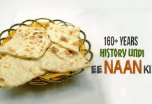 Char Koni Naan, Naan ki Roti, food