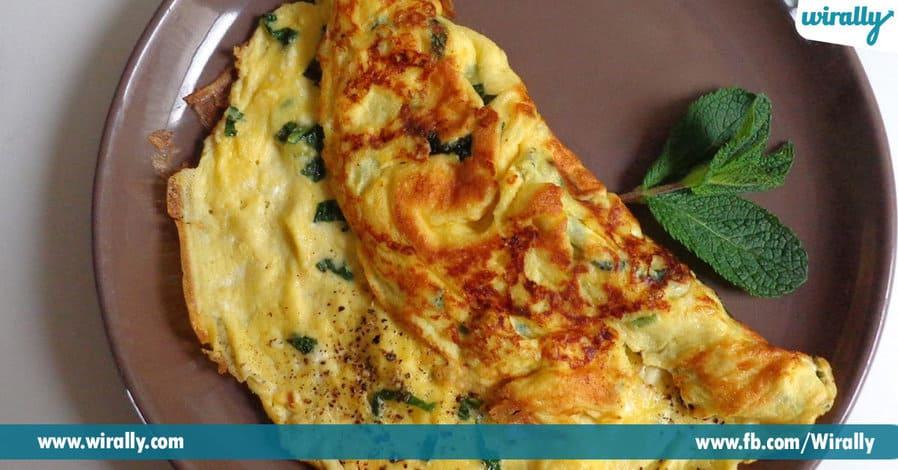 1 Easy Omelettes