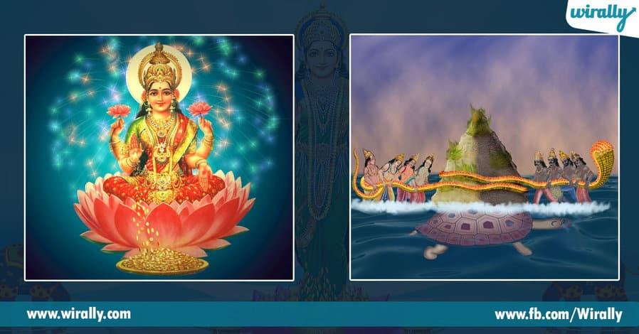 1 Goddess Lakshmi teaches us 4 very important lessons