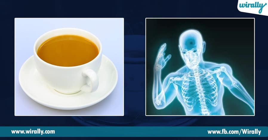 1 Health Benefits of having tea