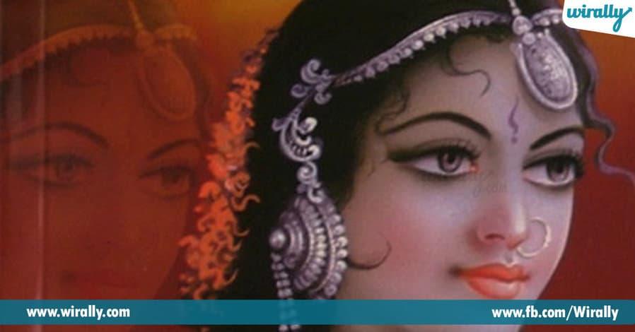 1 Interesting things about Draupadi