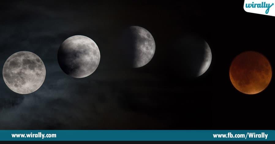 1 Lunar eclipse