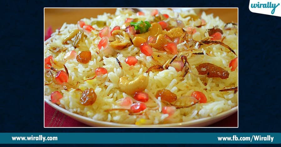 10 Types of dishes you can make with Rice
