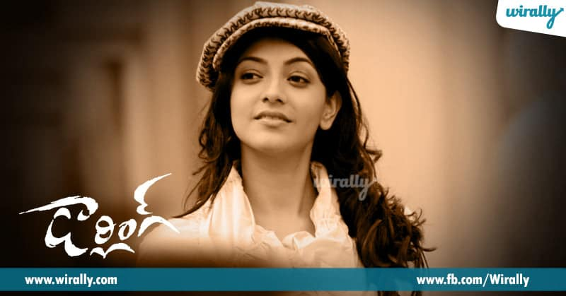 10. Kajal Aggarwal from Darling change