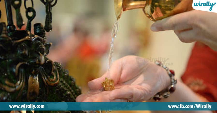 11 Benefits of things used in any Abhishekam