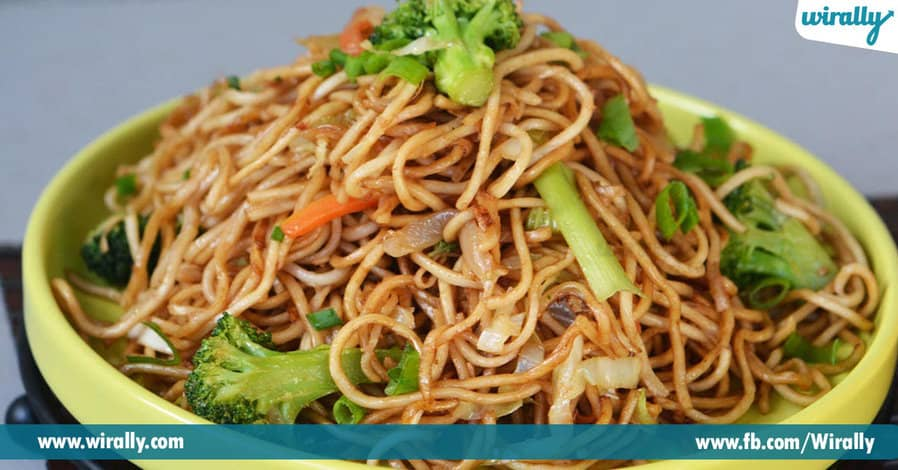 11 Chinese Dishes that are seen only in India