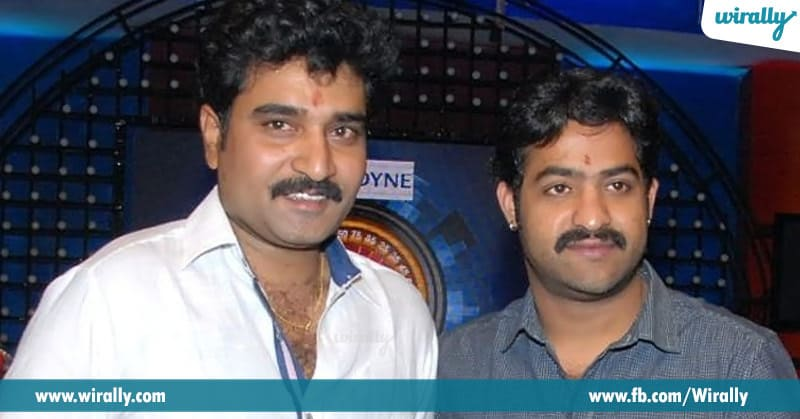 12 Jr NTR and Rajeev Kanakala