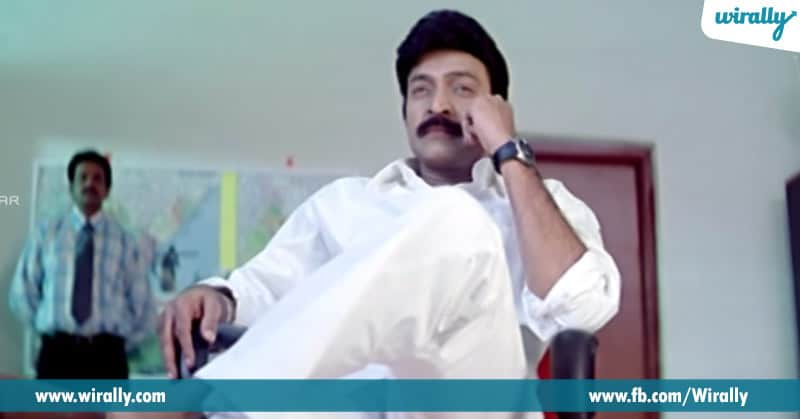 12. Rajasekhar from Evadaithey Nakenti
