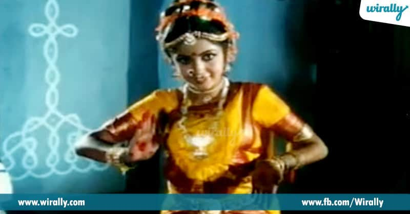 12. Ramya Krishna from Sankeerthana