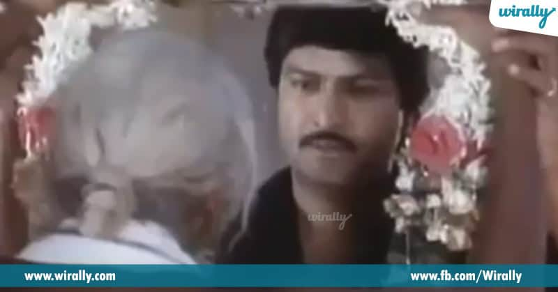 13. Mohan Babu from Assembly Rowdy