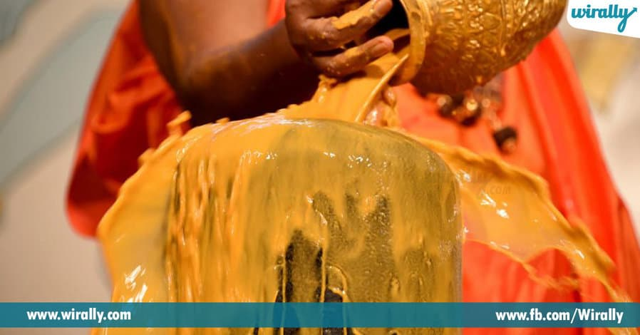 14 Benefits of things used in any Abhishekam