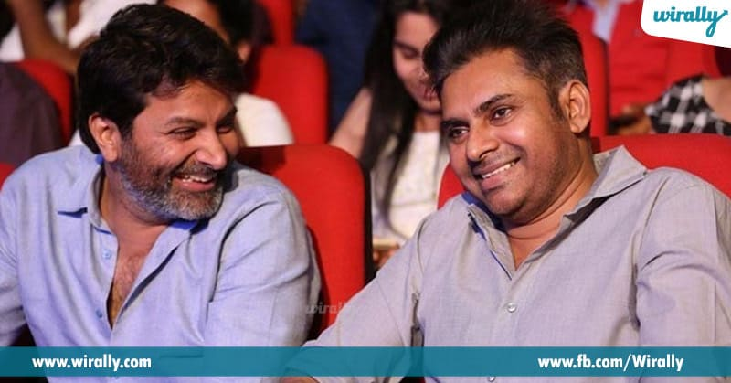 17 Trivikram Srinivas and Sunil