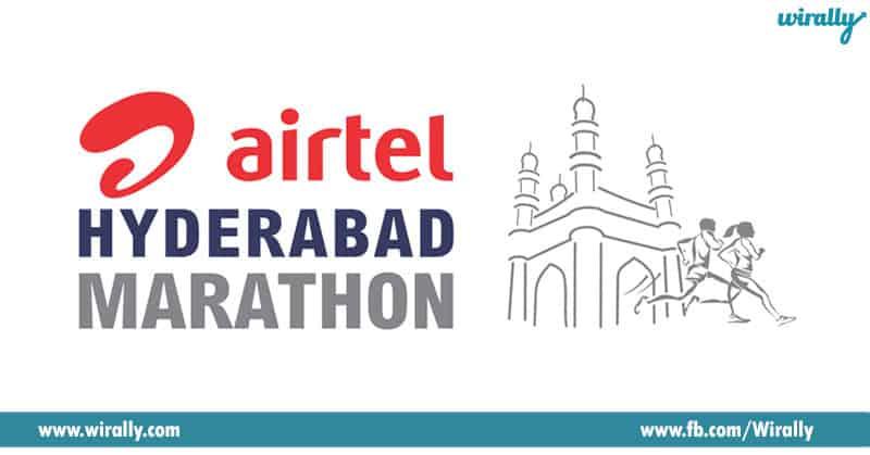 2 Airtel Hyderabad Marathon