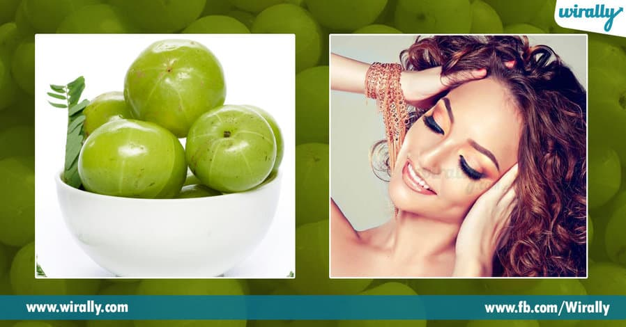 2 Benefits of Amla for our hair