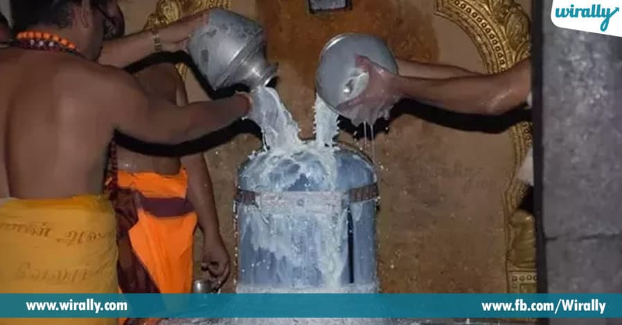 2 Benefits of things used in any Abhishekam