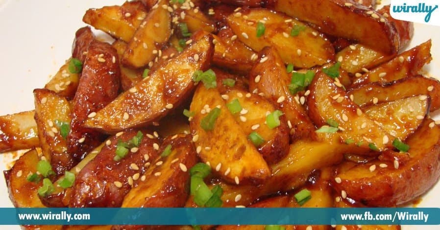 2 Chinese Dishes that are seen only in India