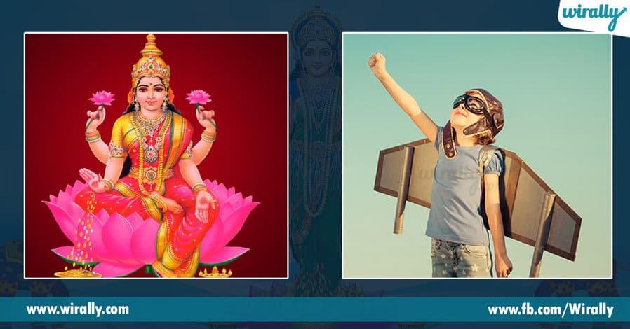 2 Goddess Lakshmi teaches us 4 very important lessons