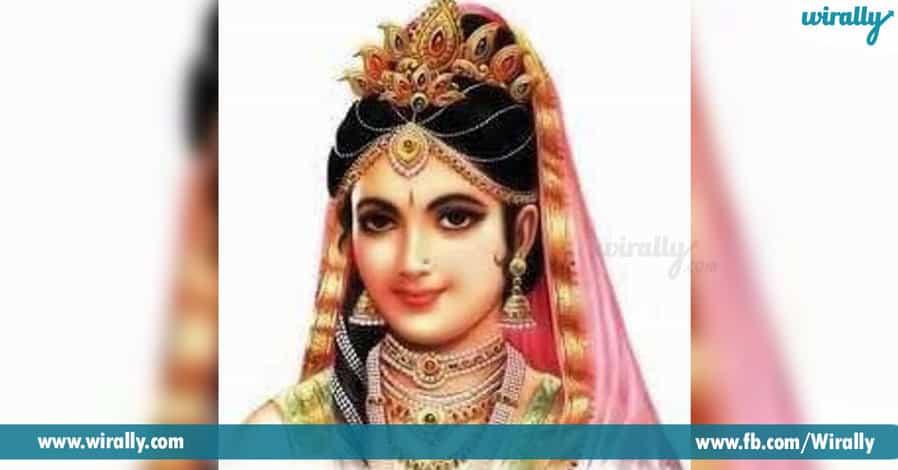 2 Interesting things about Draupadi