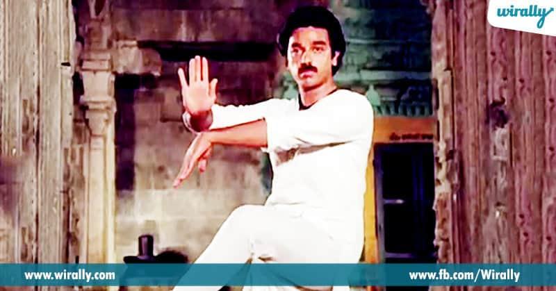 2 Kamal Haasan from Sagara Sangamam