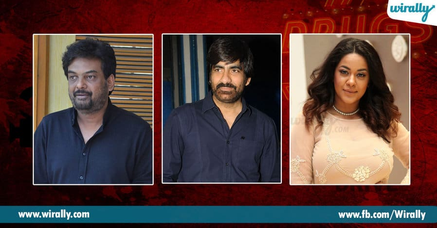 2 Tollywood Scandals