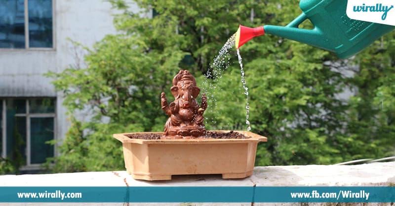 2. Tree Ganesha.