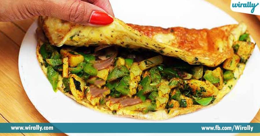 3 Easy Omelettes