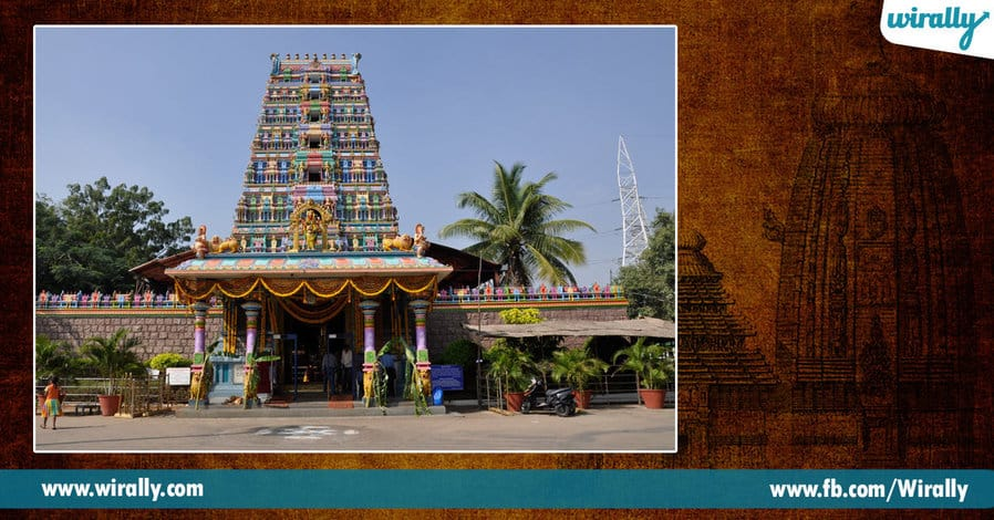 3 Famous Temples in Hyderabad