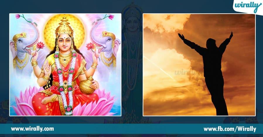 3 Goddess Lakshmi teaches us 4 very important lessons