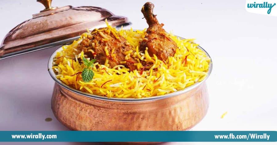 3 Hyderabad Food